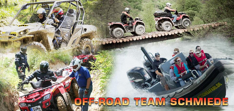 off-road Team Schmiede